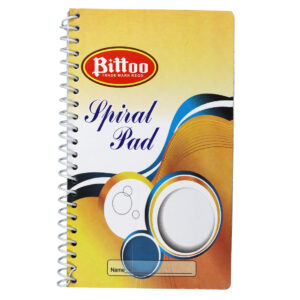 Spiral Pad No.40 40 Sheets
