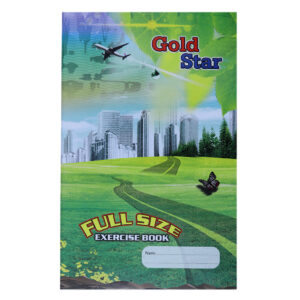 Gold Star 112 Pages Ruled